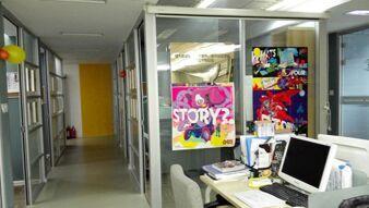 艺术留学机构教育办公环境