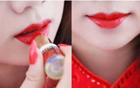 广州化妆美甲培训班|广州尚美化妆美甲培训学校-中式新娘妆化妆教程图片