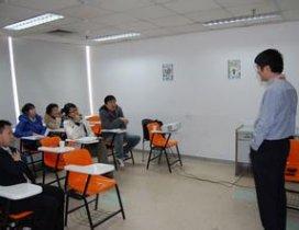 广州雅思培训—课堂