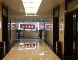 广州环球雅思学校—走廊