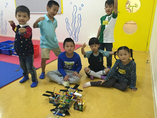 深圳少儿素质教育