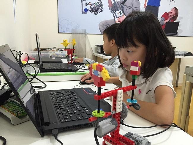 深圳乐高机器人培训
