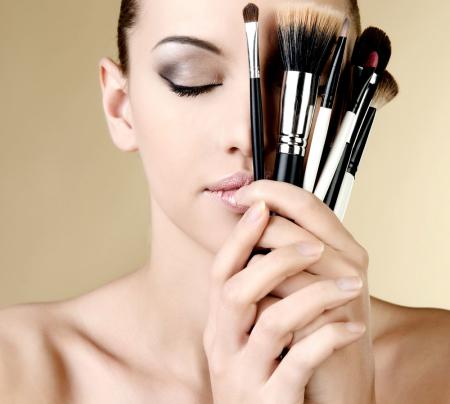 造型设计,广告妆,摄影图片妆
