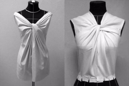 礼服设计图教学