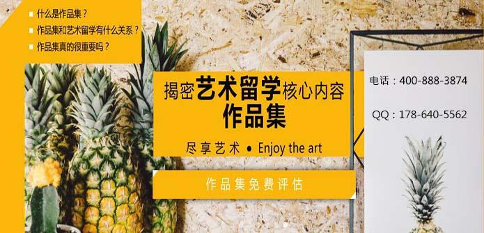 武汉ACG作品集出国留学机构