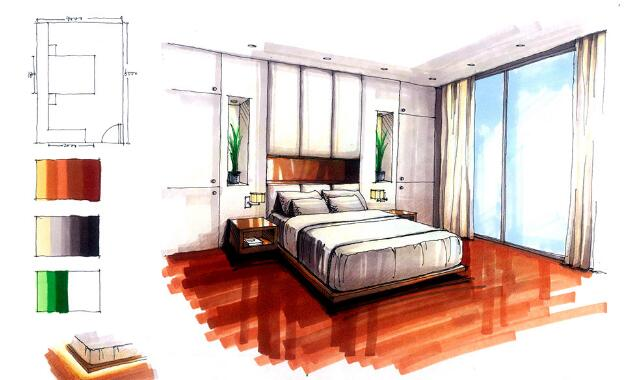 1. 室内设计概论: 设计概念、室内设计概念、室内设计师的分类、室内设计程序和步骤、人才培养目的和方向。 2. 美术基础: 平面构成、立体构成、色彩构成、设计素描、色彩静物写生、速写、钢笔淡彩表现等。 3. 室内设计原理: 人体工程学、室内空间设计、室内光环设计、室内色彩设计、家具设计与室内陈设、设计的功能与表现形式、室内设计的风格与流派、室内设计的创新思维。 4.