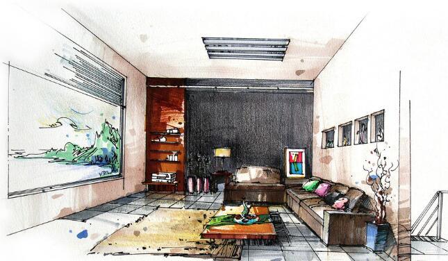 重庆室内设计手绘培训学校