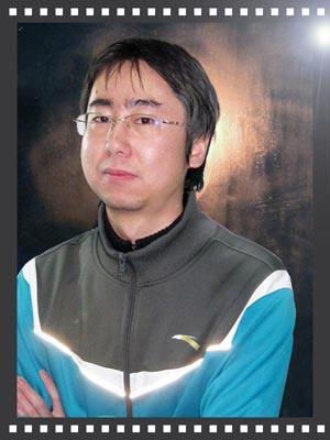 华南美术培训老师张捷侃