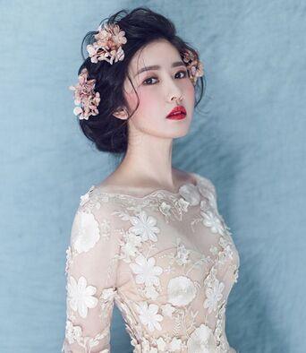 郑州新娘跟妆班