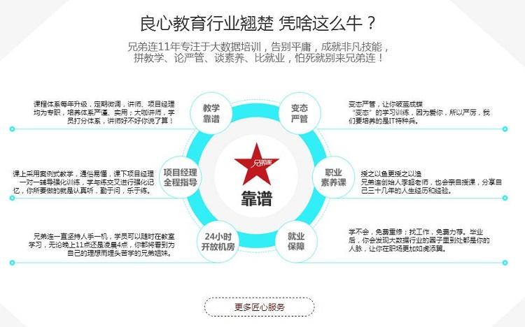 上海大数据开发工程师培训图片
