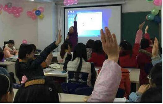 仁和培训班学员学习氛围