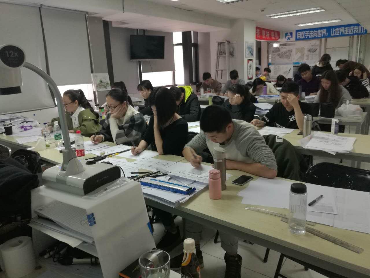 郑州天成手绘设计培训班