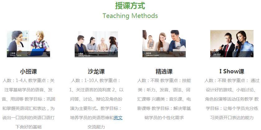 上海美联零基础英语培训怎么样