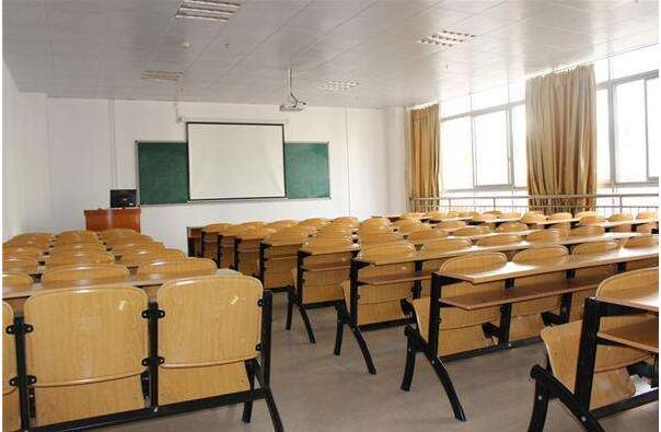 重庆鲁班建筑培训学校教室