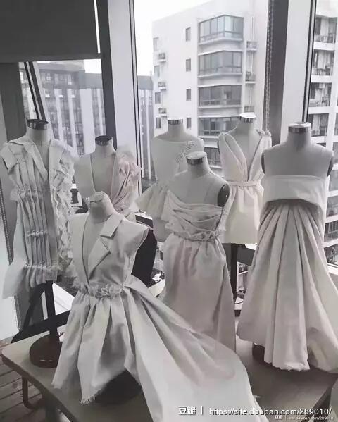 服装设计学习环境