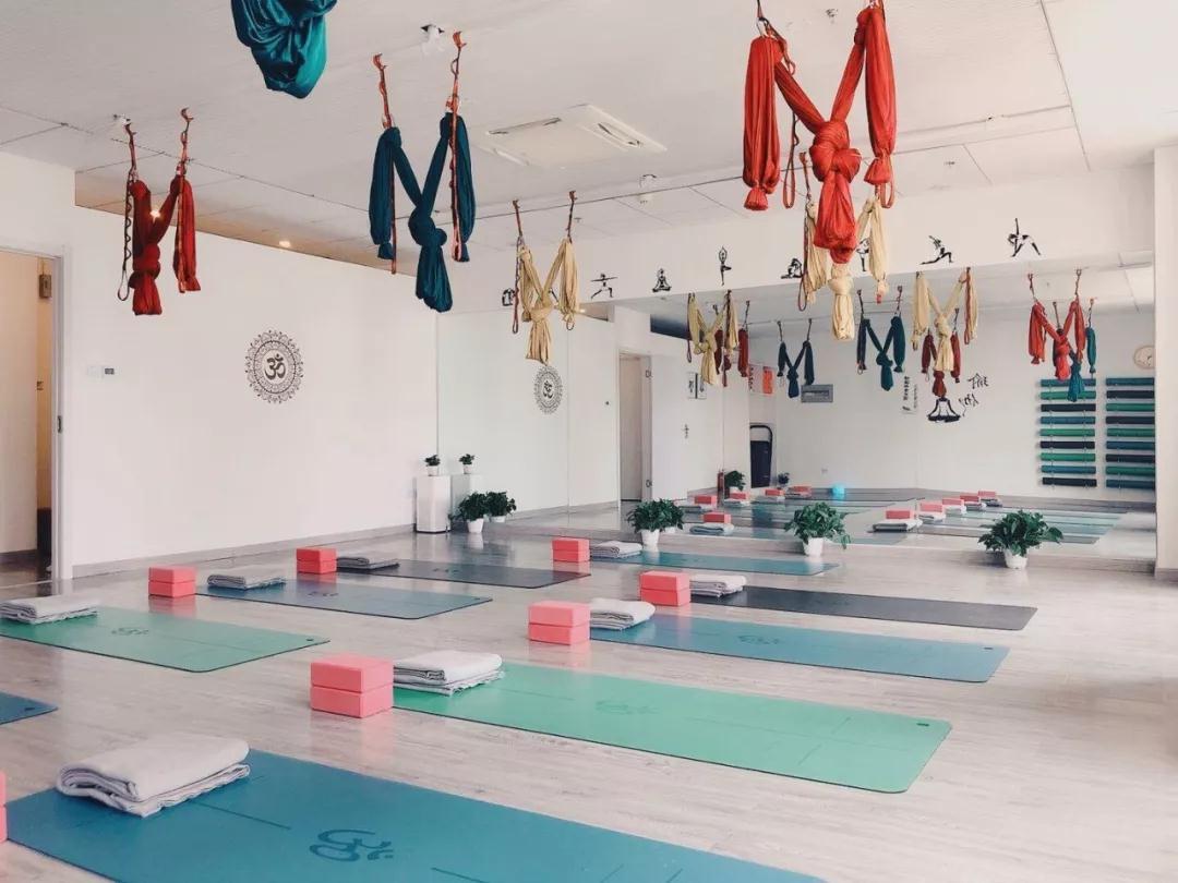 上海瑜伽教練培訓班