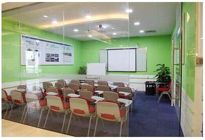 武汉美联英语学校环境