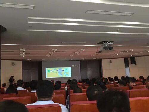 成都锦江区会计培训学校环境