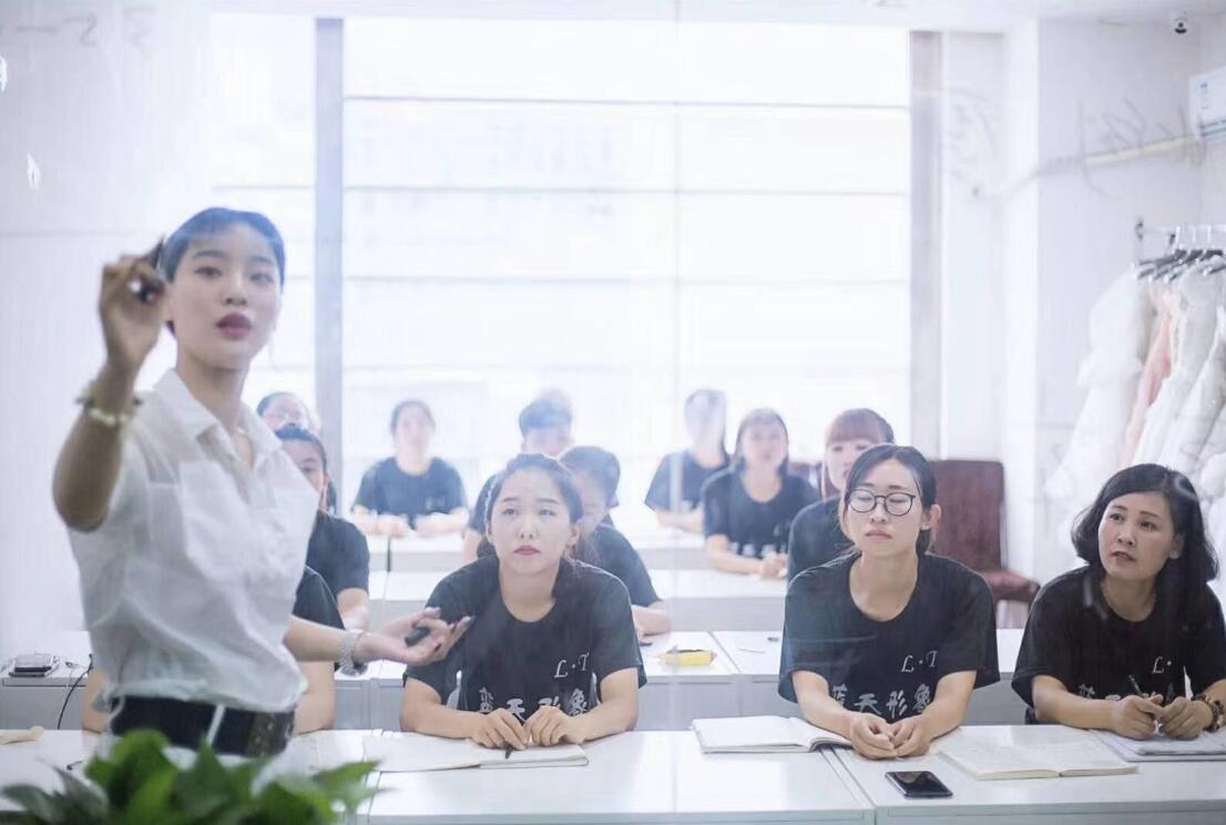 沧州蓝天美容美发学校
