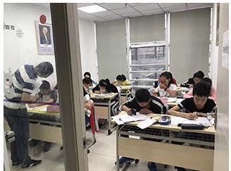 星火教育舒适的教学环境