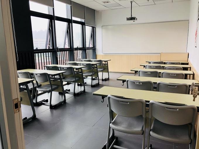 设备齐全的小班教室