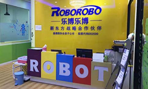 上海乐博机器人编程培训机构