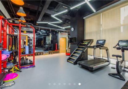 北京采辰健身学院教学环境