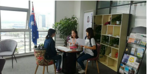 郑州大洋雅思托福培训教学环境