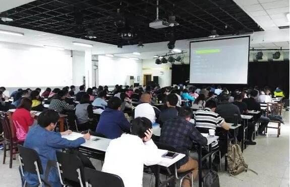淮南二级建造师培训班