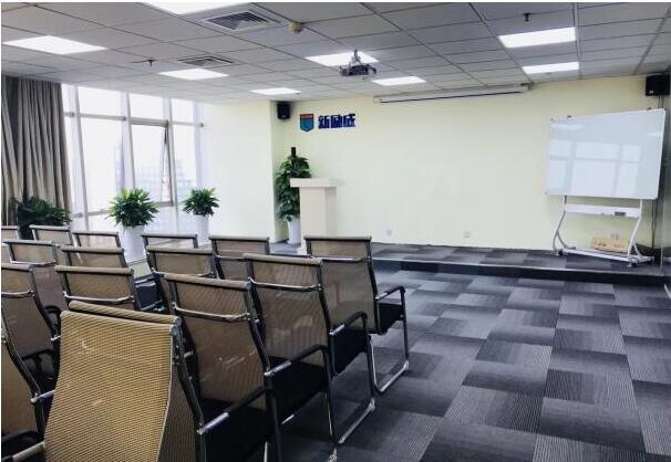 徐州新励成口才培训班教室