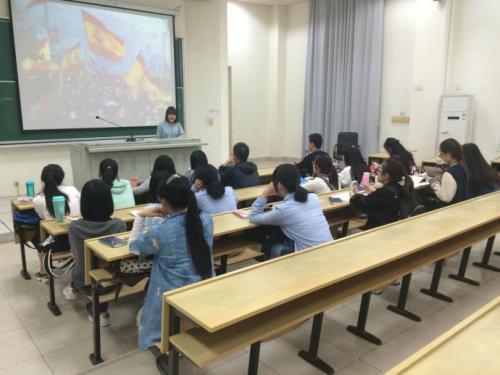 上海外国语大学语言留学培训