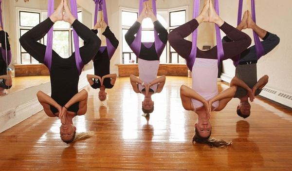 空中瑜伽教練班