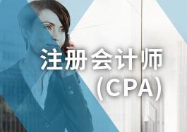 CPA(注册会计师)