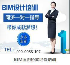 BIM道路橋梁地鐵培訓班