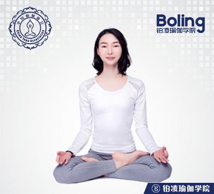 瑜伽导师—程静
