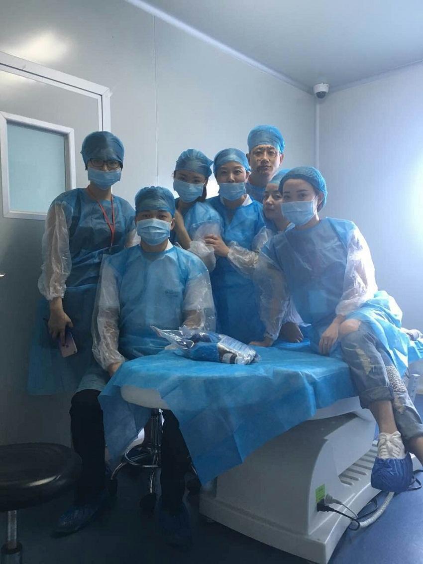 广州广大微整培训医院注射
