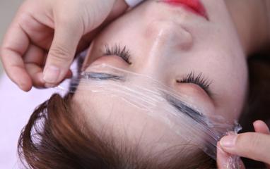 韩国微整睫毛嫁接术+孕睫术