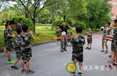 暑期军事夏令营10天班