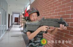 暑期军事夏令营15天班