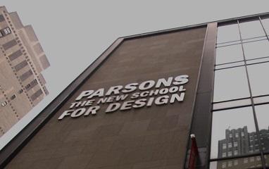帕森斯设计学院艺术留学辅导