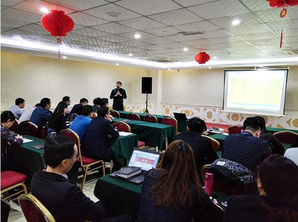 郑州优路健康管理师培训班上课环境
