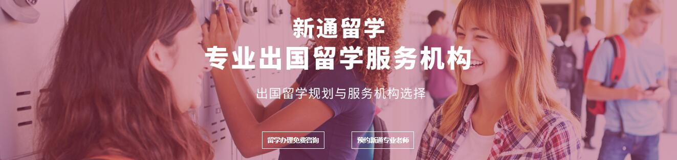 深圳新通教育留学机构