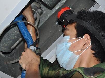 家用中央空調維修