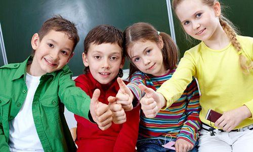 儿童能力发展训练课程