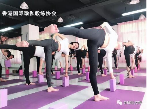 瑜伽教练教学