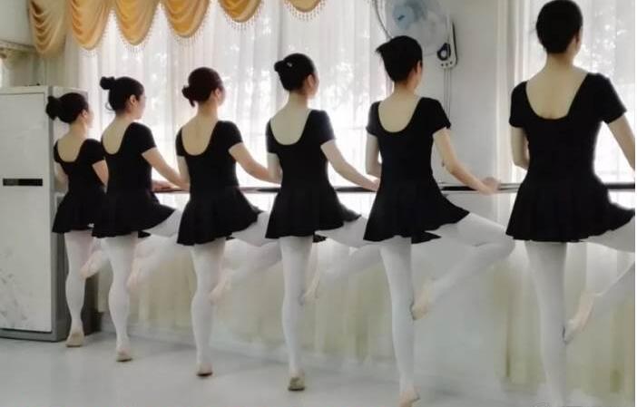 形体芭蕾教学