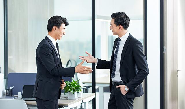 做生意的说话技巧