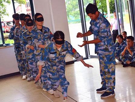 上海西点军事训练营