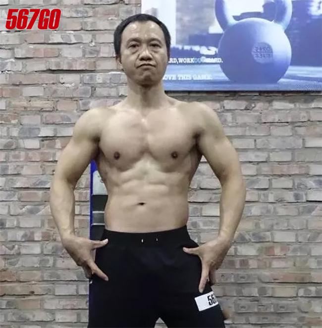 48岁货车司机蜕变成为高薪私人健身教练
