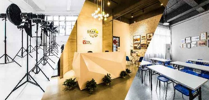 深圳龍崗區排名靠前的商業攝影培訓機構